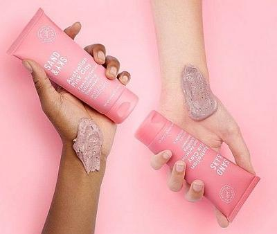 The Pink Face Scrub That Had a 12,000 Person Waitlist Launches Today