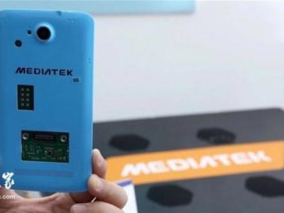 MediaTek's prototype 5G phone has a fan, but final design supposedly won't