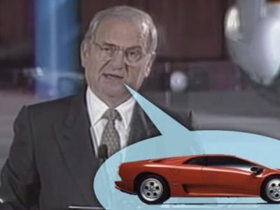Lee Iacocca Introduced the Lamborghini Diablo and Dodge Stealth Together in 1991
