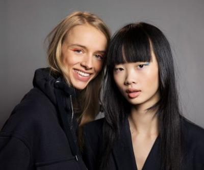 Aveda Creates Cool-Girl Hair at Tibi Fall/Winter 2018 NYFW