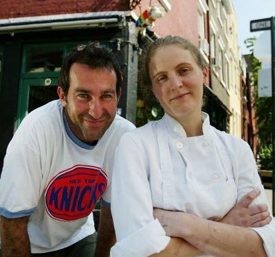 Ken Friedman and April Bloomfield Shed One Restaurant as Partnership Dissolves