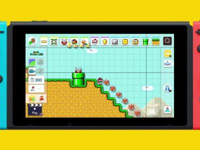 Super Mario Maker 2 Launches On June 28