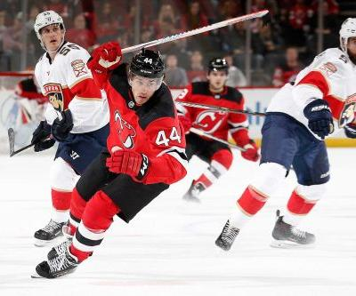 Devils blow another lead as nightmare start continues