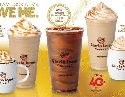 Head to Gloria Jean's Coffees for the Royal Treatment This Fall