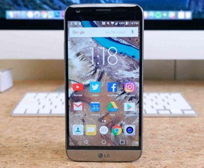 LG G5 receiving Android 7.0 Nougat update on T-Mobile