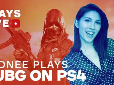 PlayerUnknown's Battlegrounds on PS4 Live with Sydnee Goodman