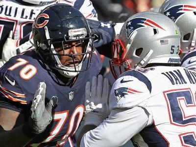 Bears RT Bobby Massie signs 4-year contract extension