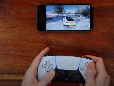 Sony's new PS5 controller works with Android but not without some issues