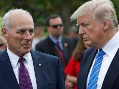 Trump reportedly considered withdrawing all US troops from South Korea before the Winter Olympics - but John Kelly stepped in