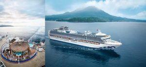 Princess Cruise Line completes 14-day dry dock in Singapore