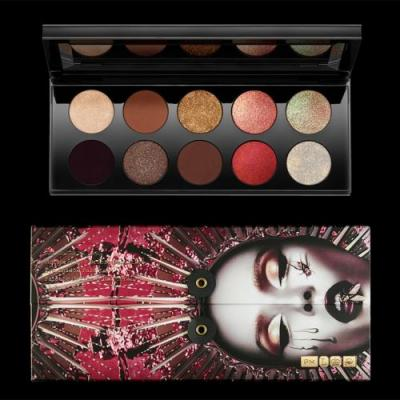 Pat McGrath Bronze Seduction Mothership V Eyeshadow Palette Launches September 7th + Official Swatches