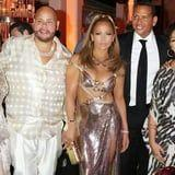 Bow Down, Please - Only a True Queen Could Rock Jennifer Lopez's 50th Birthday Party Dress
