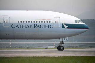 Cathay Pacific Slashes Workforce as Travel Forecasts Remain Bleak
