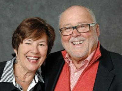 Peter Secchia's wife hospitalized with COVID-19