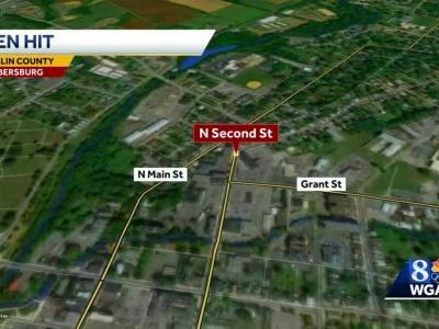 15-year-old girl struck by vehicle