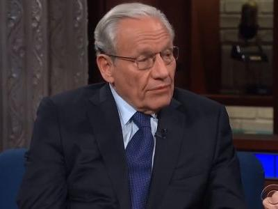 Bob Woodward Says He's 'Thankful' He Doesn't Have to Cover Russian Story These Days