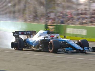 Kubica Hit The Wall In F1 Qualifying Because His Car Mysteriously Became Faster