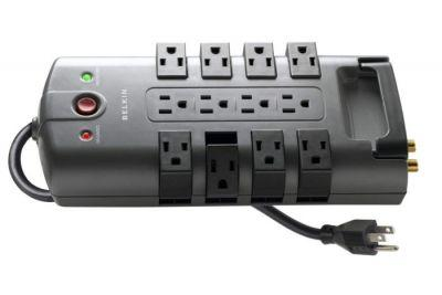 Belkin 12-outlet PivotPlug review: Clever design helps avoid blocked outlets