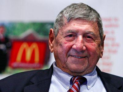 The inventor of the world's most iconic burger has died