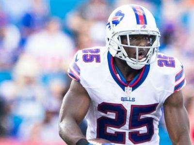 NFL trade rumors: Bills not likely to deal RB LeSean McCoy to Eagles