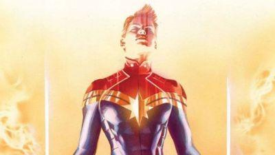 Brie Larson Shares Her Thoughts About the Captain Marvel Film