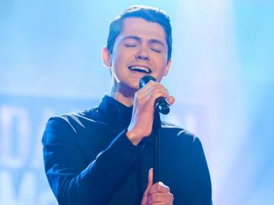 Former 'Glee' Star Damian McGinty Performs New Single on 'Today Show'