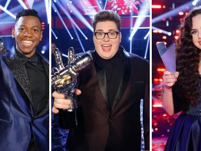 They've Got Pipes! Check Out All the Winners of 'The Voice' From Over the Years