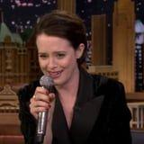 "Very Important Information: The Crown's Claire Foy Knows Every Word to ""Rapper's Delight"""