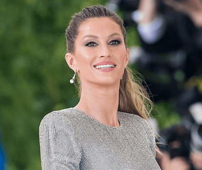 Gisele Bündchen Is The First Model to Go Makeup-Free For This Major Magazine Cover