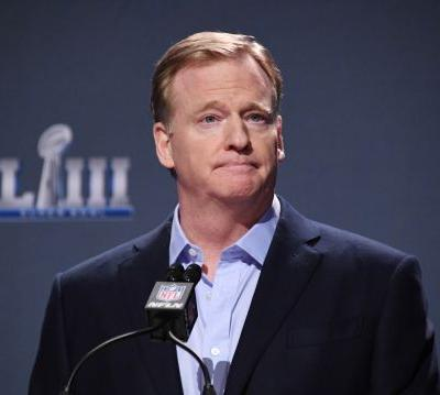Roger Goodell on missed penalty in NFC title game: 'Technology is not going to solve' NFL's officiating issues