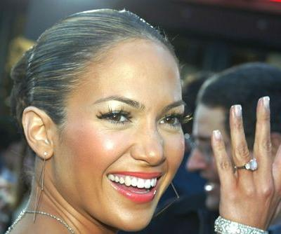 All of Jennifer Lopez's engagement rings: from Ben Affleck to Alex Rodriguez