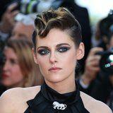 Looks Like Kristen Stewart Is Making a Case to Bring Back the Rat-Tail