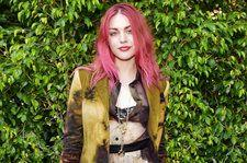 Frances Cobain Plays Acoustic Guitar in Teaser Of New Song On Instagram