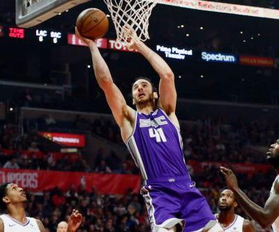 NBA Veteran Kosta Koufos To Become Highest Paid American In EuroLeague