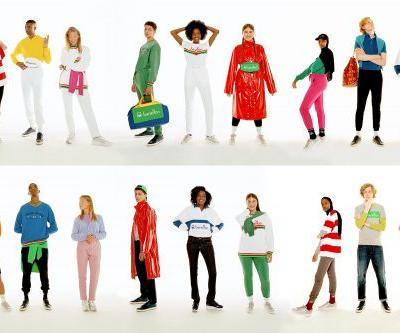 Benetton Collabs With Selfridges On a Retro Capsule Collection