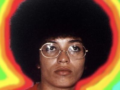 Angela Davis Taught Me To Rethink Fear