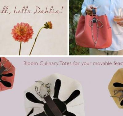 Thread & Whisk Bloom Culinary Totes Review & Giveaway