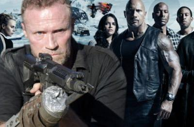 Fast & Furious 9 Brings Michael Rooker Into the