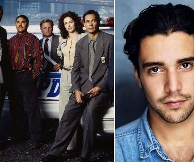 'NYPD Blue' sequel casts Fabien Frankel as its lead