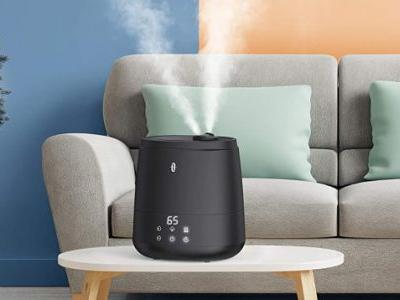 Save Up to 57% off a TaoTronics 6L Humidifier, Starting at Just $39