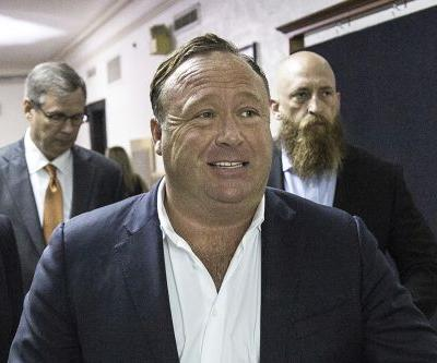 Sandy Hook parents sue Alex Jones for calling massacre a hoax