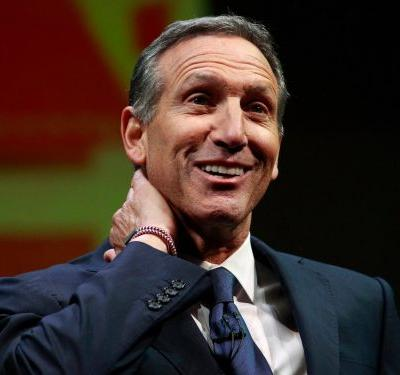 Everyone thinks Starbucks' Howard Schultz is going to run for president now that he's leaving his coffee juggernaut - and people are split on if it's a good idea
