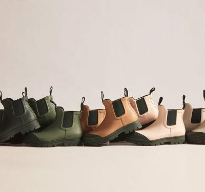 5 women put Everlane's new $75 rain boots to the test in New York City - here's how they held up