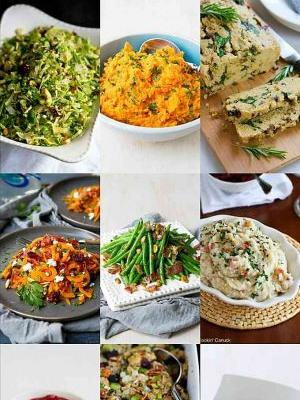 40 Healthy Thanksgiving Side Dishes