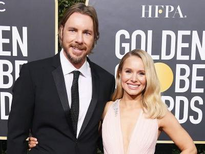 Kristen Bell And Dax Shepard Prove They're CoupleGoals Once Again At The Golden Globes