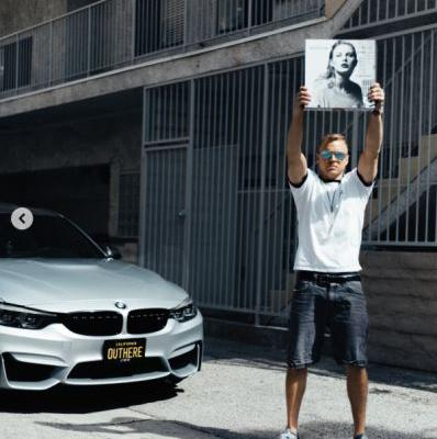 Spencer Pratt Got An M3