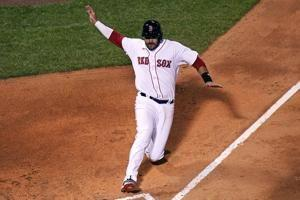 Boston's J.D. Martinez placed on the COVID-19 injured list