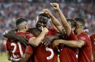 Altidore, Pozuelo, Morgan score, Toronto TC beats New York