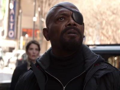 Why Nick Fury Contacted Captain Marvel In Avengers: Infinity War, According To Kevin Feige