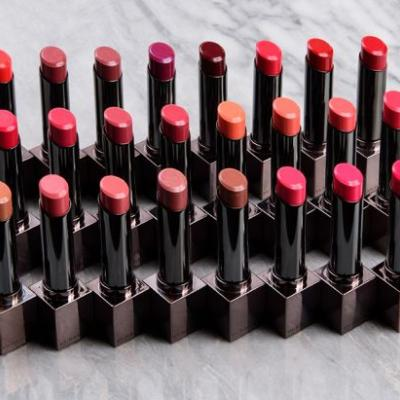 Burberry Kisses Sheer Lipstick Swatches